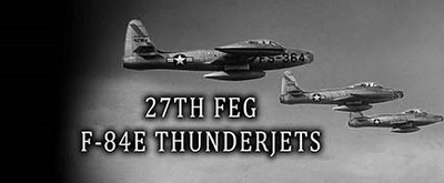 Air force thunderjets korean