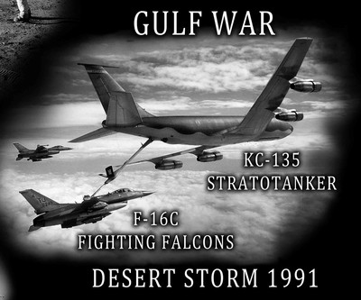 Air force desert storm gulf war