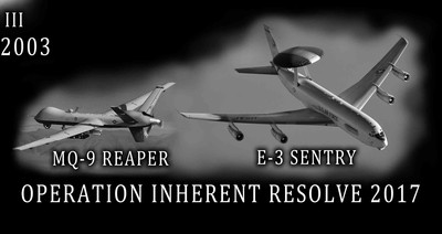 Air force inherent resolve