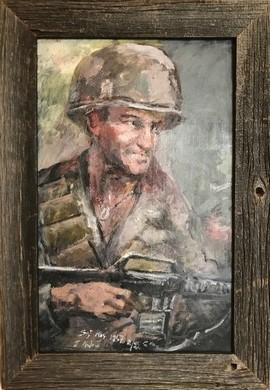 Sergeant sam kay