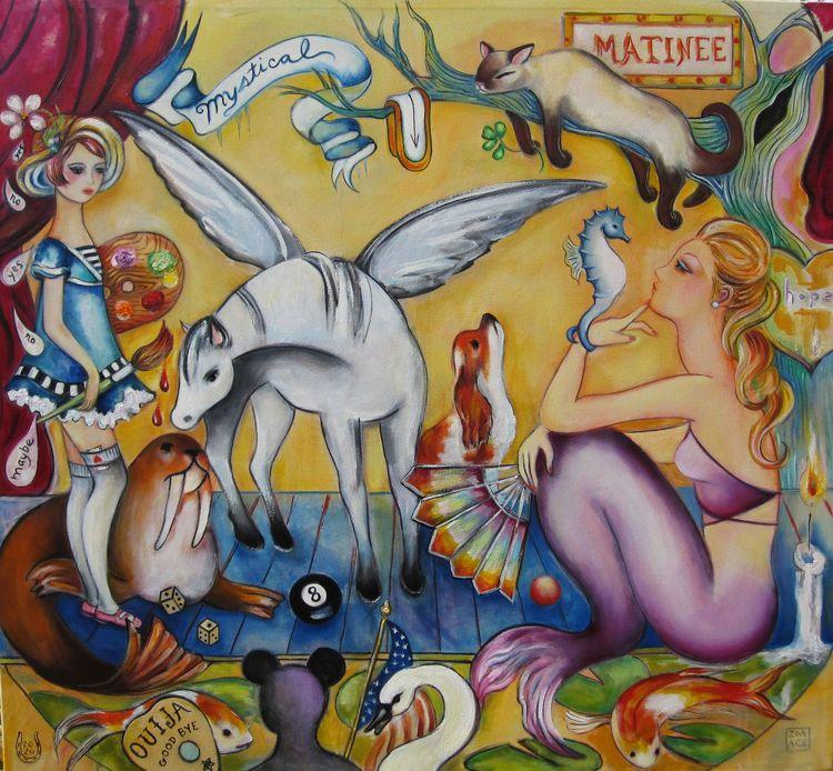 Ace zoa mystical matinee 44 x 48