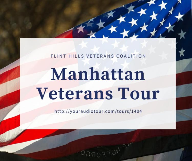 Manhattan veterans tour cover