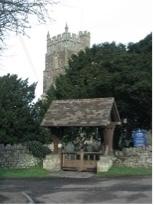 Portbury church welcome