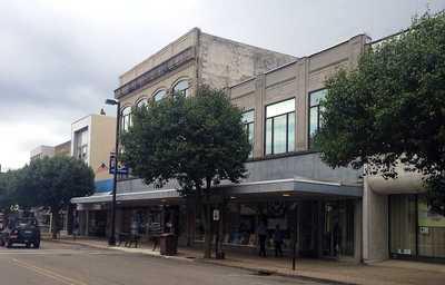 Endicott museum front