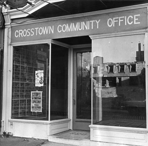 Crosstown community office  820 south st    temple scrc